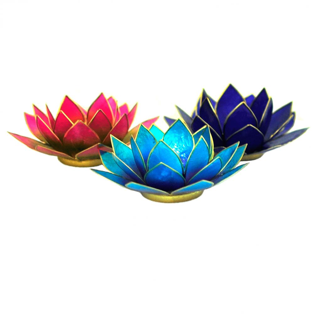 Lotus sfeerlicht in diverse kleuren