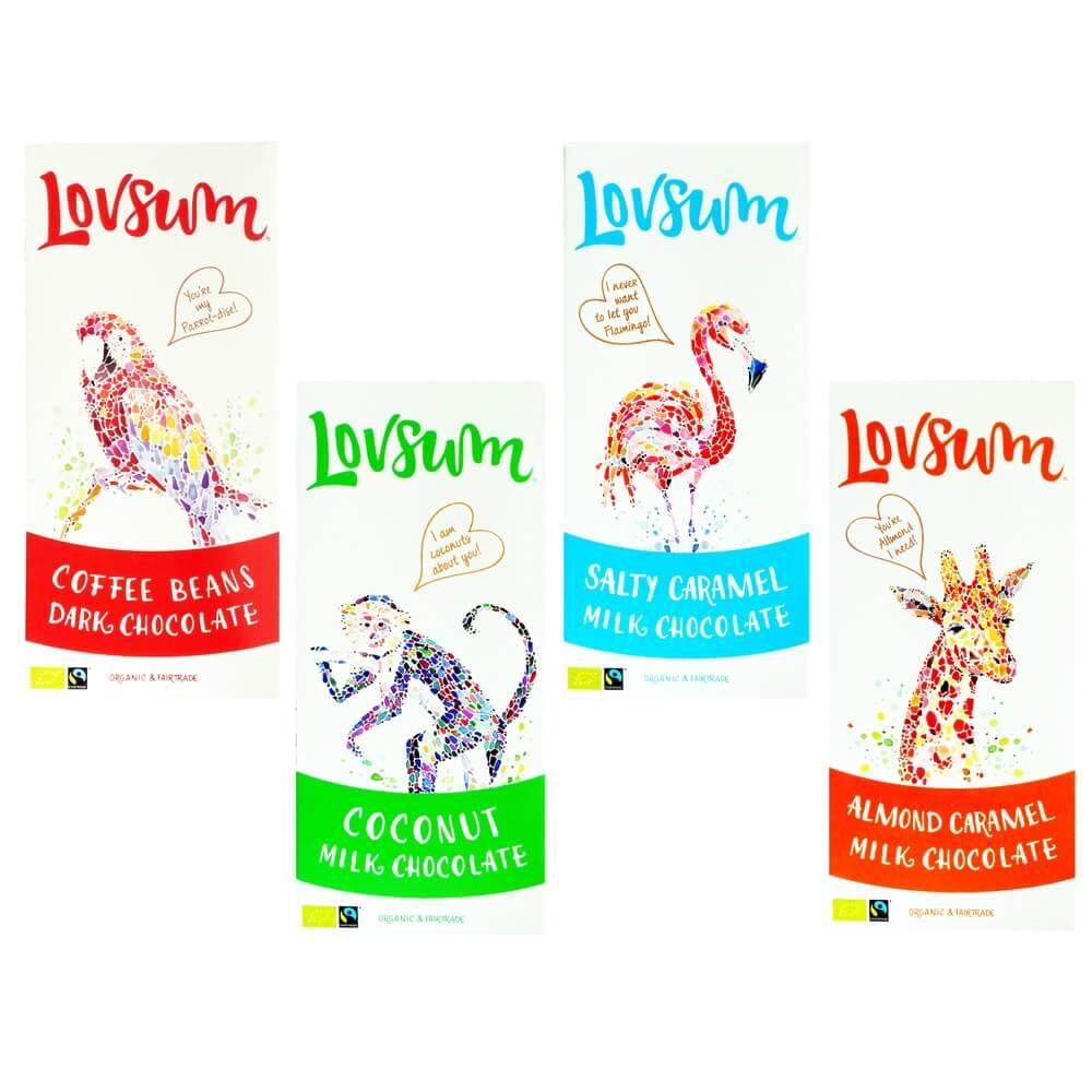 LovSum chocolade