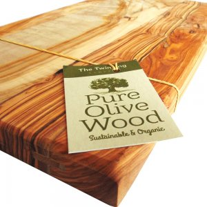 Snijplank - Pure Olive Wood
